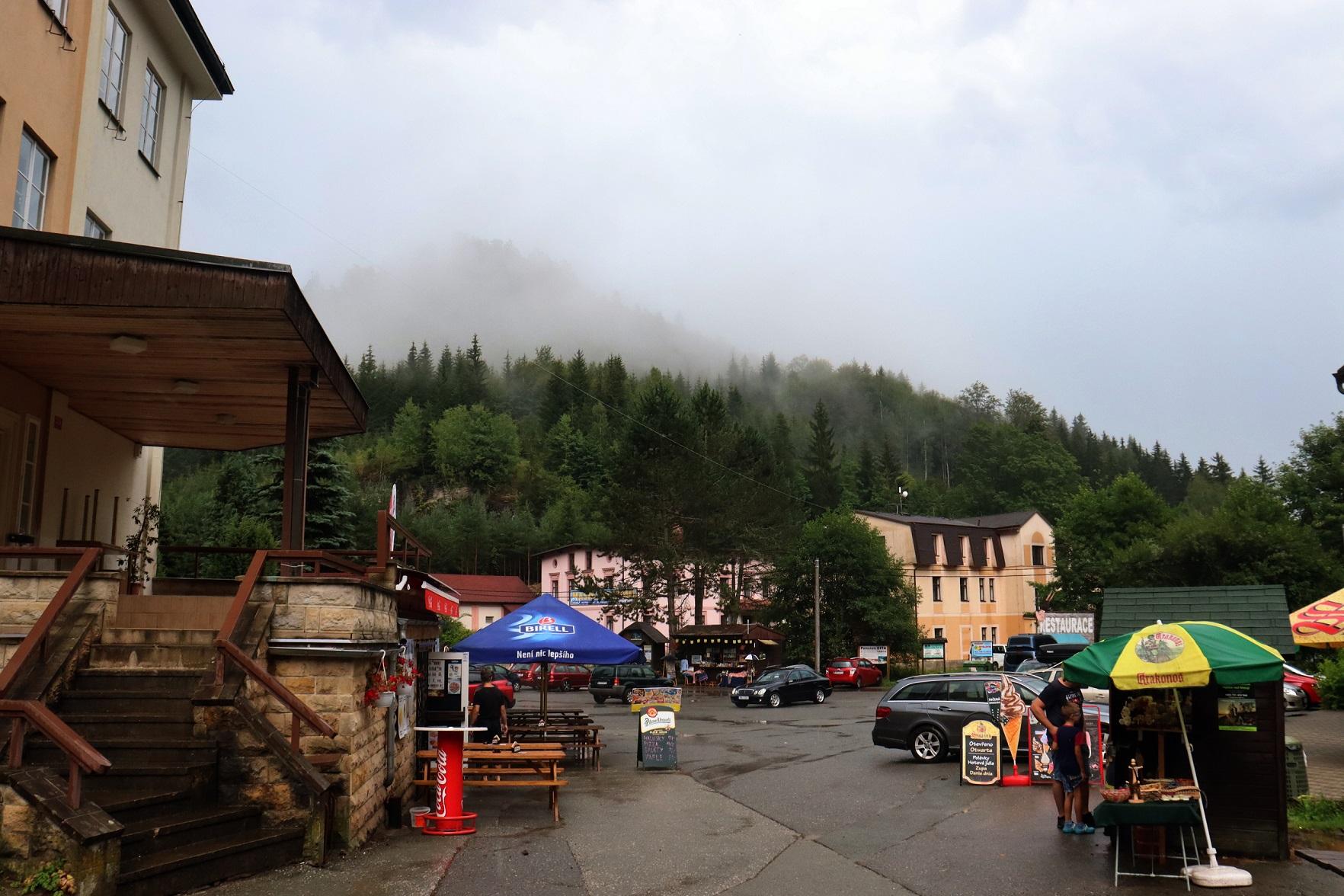 Góry Stołowe – Adrspach, Teplickie Skały, Szczeliniec Wielki